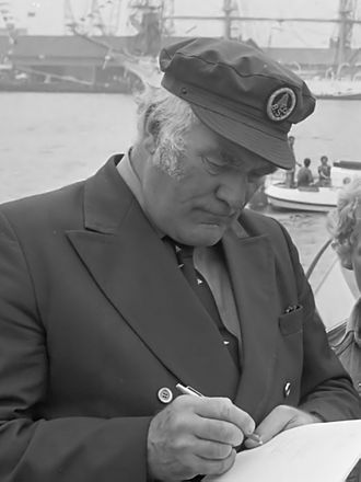 "The Onedin Line - ""Captain"" Baines (Howard Lang)"