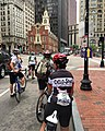 Hub on Wheels 2016 riders.jpg