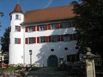 Meckenbeuren - Image: Humpisschloss Brochenzell