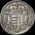 Hun II Rakoczi Ferenc Forint 1706 MM Huszar 1525 obverse.jpg