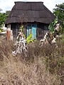 Hut with Asbestos Roof - Yikes - Izamal - Merida - Mexico.jpg