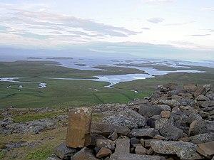 Vatnsfjörður - Hvammsfjördur located in the vicinity