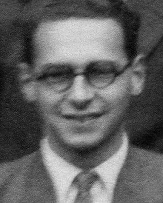 Egil Hylleraas - 1934 at London