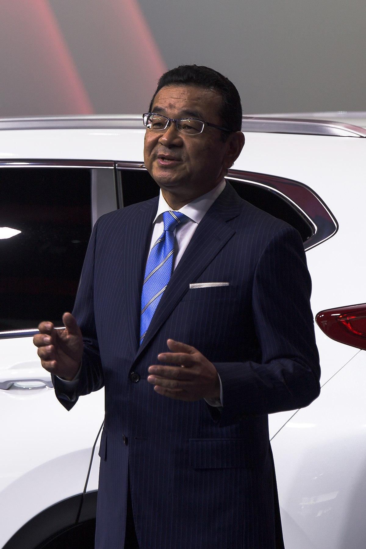 American Honda Motor Company >> Takahiro Hachigo - Wikipedia