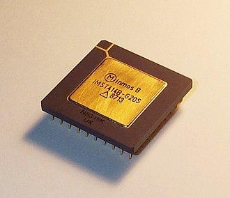 Transputer - T414 transputer chip