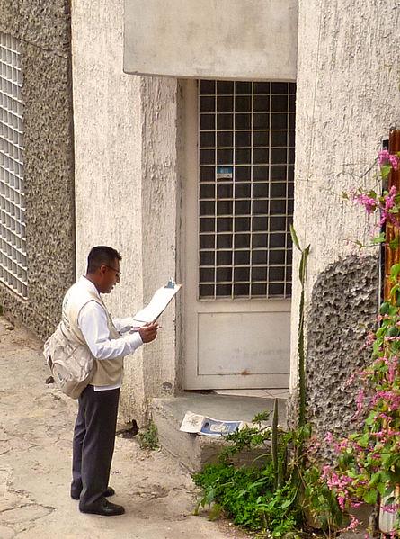 File:INEGI Empleado Oaxaca Mexico.jpg