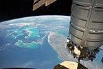 ISS-51 Florida, The Bahamas and Cuba with the Cygnus cargo craft.jpg
