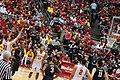ISU vs West Virginia basketball 2015-02-14.jpg