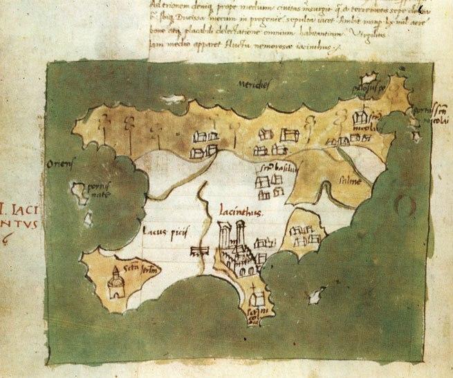 I Iacintus - Buondelmonti Cristoforo - 1420