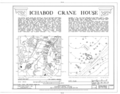 Ichabod Crane House, 3525 Victory Boulevard, Staten Island (subdivision), Richmond County, NY HABS NY,43- ,4- (sheet 1 of 11).png