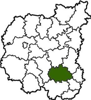 Ichnia Raion Former subdivision of Chernihiv Oblast, Ukraine