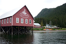 Icy Strait Point Alaska Map.Icy Strait Point Wikipedia