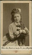 Ida Basilier, porträtt - SMV - H1 137.tif