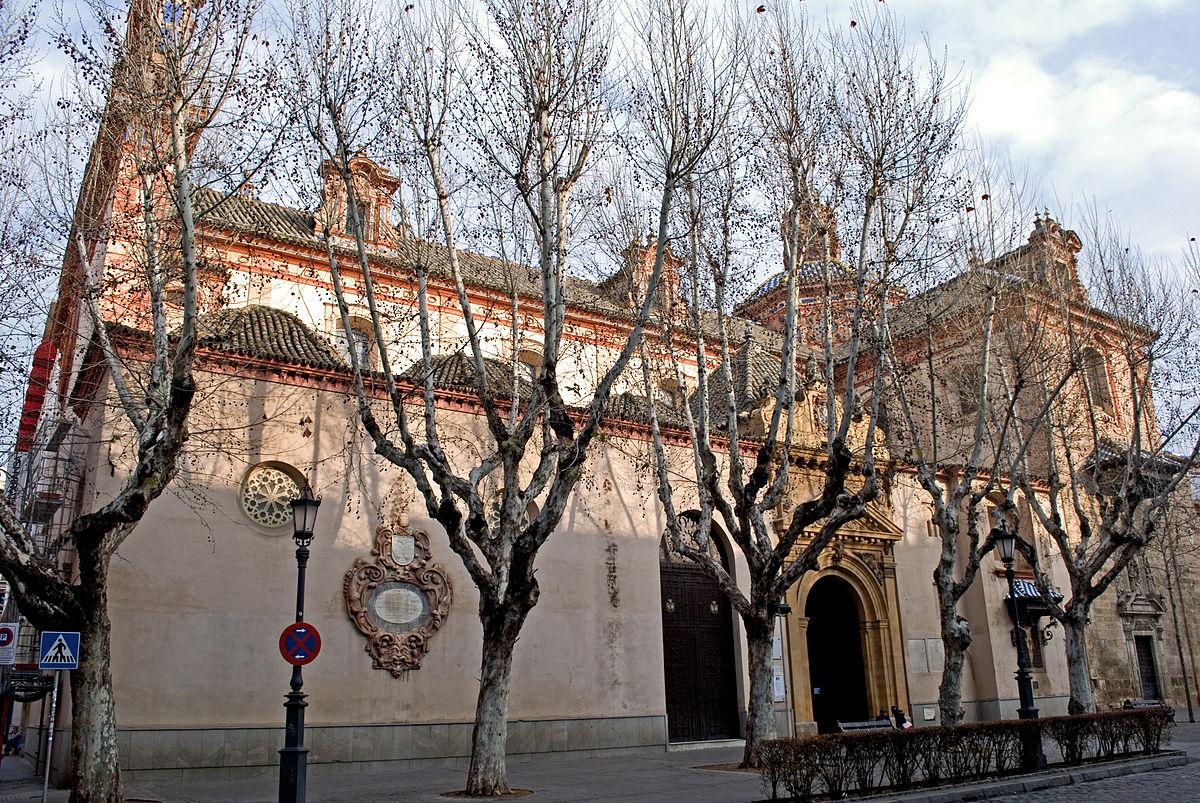 Iglesia de santa mar a magdalena sevilla wikipedia la for Villas la magdalena 4