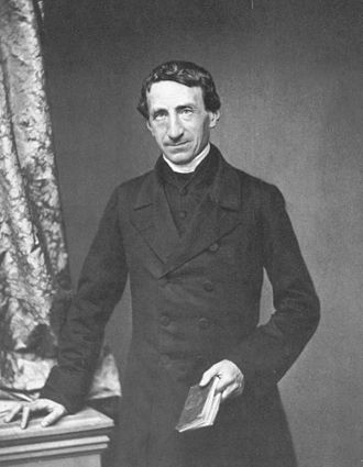 Ignaz von Döllinger - Ignaz von Döllinger, ca. 1860.