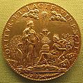 Ignoto, enrico IV, verso con allegoria, 1602.JPG