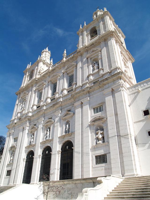 lossy page1 640px Igreja de S%C3%A3o Vicente de Fora.TIF O que fazer em Lisboa (Alfama e Castelo)