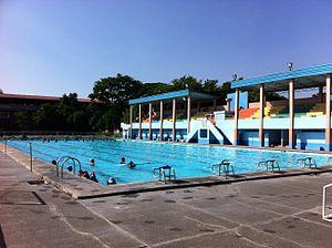 Iloilo Sports Complex - Image: Iloilo Sports Center swimming pool