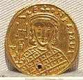 Impero romano d'oriente, costantino V e leone IV, emissione aurea, 741-775.JPG