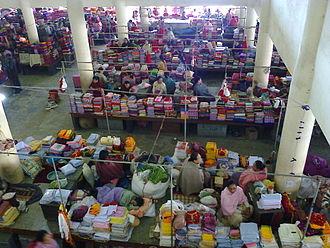 Imphal - Women's Market (Ima Keithel)
