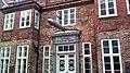 In der Norderstraße 8 steht das Eckener Haus. Das Zeppelin erinnert an Hugo Eckner, der 1868 in Flensburg geboren wurde. - panoramio.jpg
