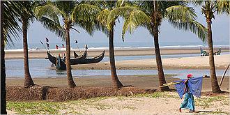 Cox's Bazar District - Inani Beach