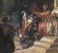 Incoronazione di Amedeo VIII di Savoia a Duca di Savoia.png