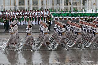 Turkmen military academies