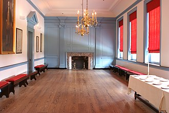 Independence Hall - Long Gallery