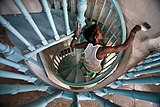 India - Painting a staircase - 0063.jpg