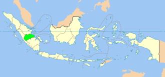 Jambi - Image: Indonesia Jambi
