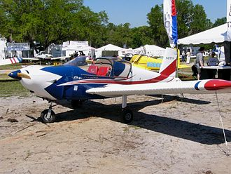 Thorp T-211 - 2005-built Indus T211 Sky Skooter