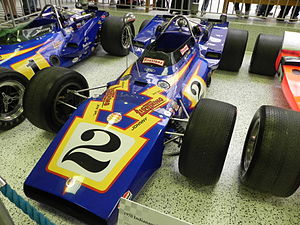 1970 Indianapolis 500 - Image: Indy 500winningcar 1970