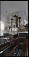interieur, aanzicht orgel, orgelnummer 375 - drachten - 20349283 - rce