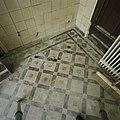 Interieur, detail van de tegelvloer van de keuken op de begane grond - Beek en Donk - 20388450 - RCE.jpg
