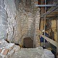Interieur keukentoren- trap van eerste verdieping naar beneden, naar de eetkamer in de noordvleugel - Nederhemert-Zuid - 20342427 - RCE.jpg