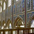 Interieur zuidzijde schip, muurschildering - Oud Gastel - 20328175 - RCE.jpg