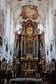 Interior of the Barocque St. Fridolin church at Bad Sackingen - panoramio.jpg