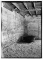 Interior view of southwest corner - Kingsley Plantation, Barn, 11676 Palmetto Avenue, Jacksonville, Duval County, FL HABS FL-478-D-19.tif