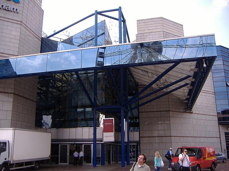 File:International Convention Centre -Birmingham -UK.JPG