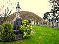 Inverurie graveyard. - geograph.org.uk - 272964.jpg