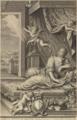 Isabel Luisa Josefa. frontispício do III vol. da Alma instruída, de 1699. Gravura de Nicolas Bazin.png