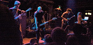 Isis (band) American post-metal band (1997–2010)