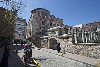İsmailağa - Image: Ismail Aga Mosque 2493