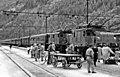 Italy Rail 008 Brenner 2 on Franzensfeste railway station.jpg