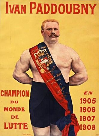 Ivan Poddubny - Image: Ivan Piddubny poster