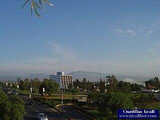Cuautitlán Izcalli City & Municipality in State of Mexico ----, Mexico
