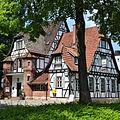 Jägerhaus Esslingen, Bauzustand Mai 2011, Nordostecke.jpg