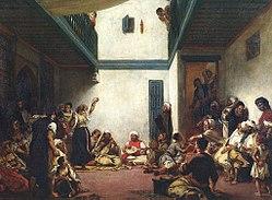 Jüdische Hochzeit in Marokko-1024