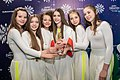 JESC 2018. Roksana Wegiel and dancers with trophy.jpg